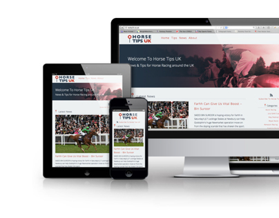 Horse Tips UK ExpressionEngine Site