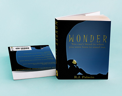 bookcover wonder