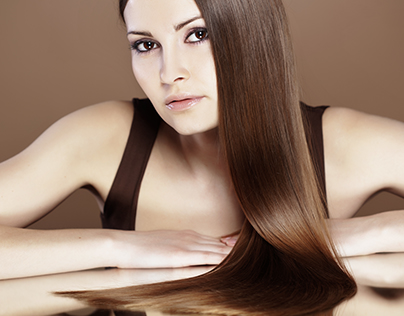 Kerafusion keratin treatment poster