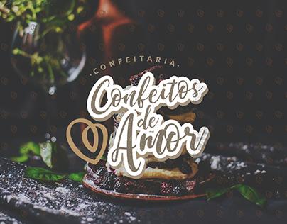 Confeitaria // Confeitos de Amor