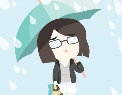 Rainy Day, Sunny Day