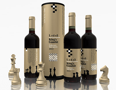 Packaging Design Vancouver Chess Collection