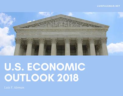 US Economic Outlook 2018