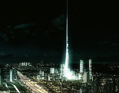 The NEXT Tower in Dubai