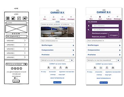 Functioneel & Grafisch ontwerp