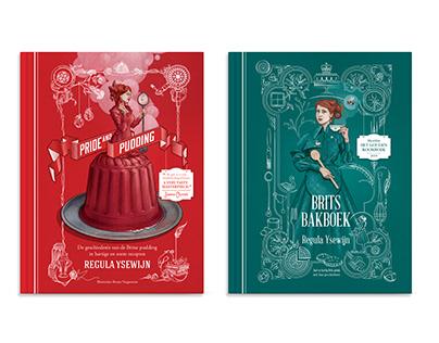 Brits bakboek and Pride&pudding V2.0