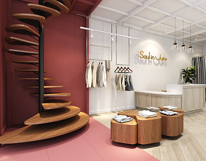 Fashion Store - Soul in June