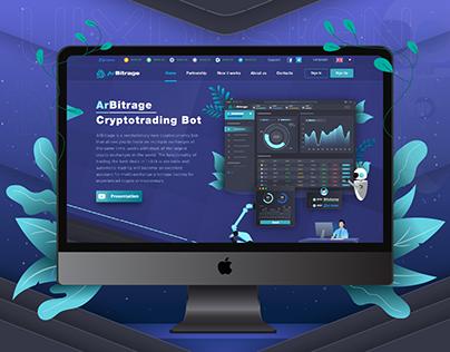 ArBitrage Bitcoin & Crypto Trading Bot
