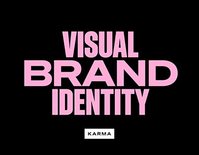 Karma Visual Identity