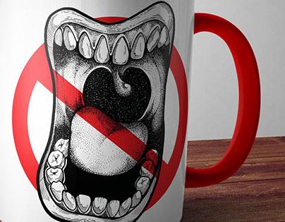 Stop Yawning · Drink Coffee