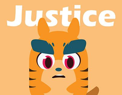 Power of Voice Campaign( Mascot Design)