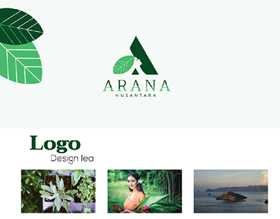 Arana Nusantara - Brand Identity Guideline
