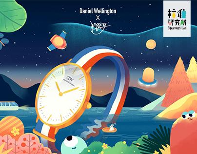 Daniel Wellington poster