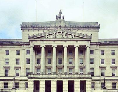 Somber Belfast August 2013