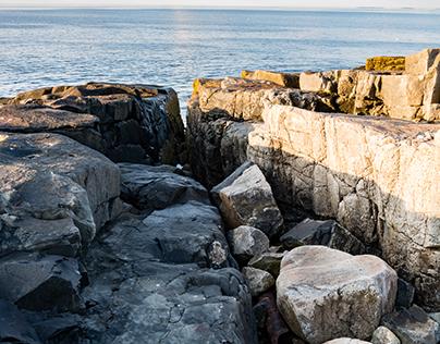 Acadia National Park, Schoodic Point Maine