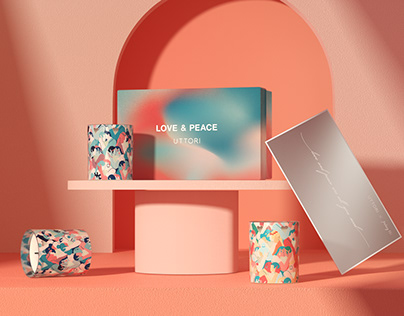 LOVE&PEACE|limited edition artist gift