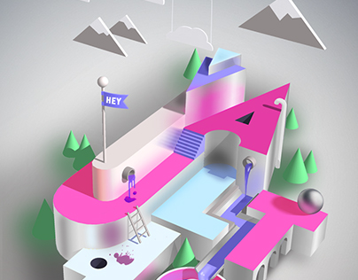 3D Illustration