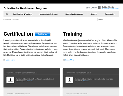QuickBooks ProAdvisor Program Redesign