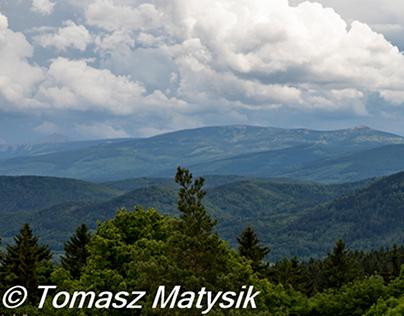 Mountains of the Karkonosze