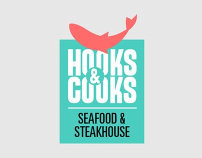 Hooks & Cooks