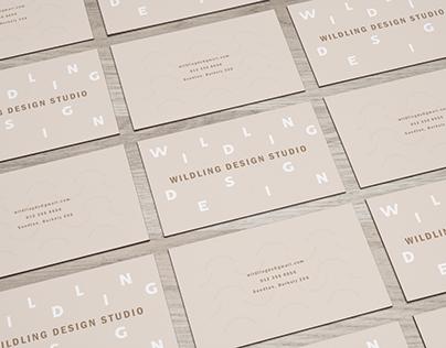 Business card design - WILDLING