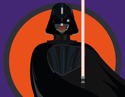 Darth Vader - Illustration