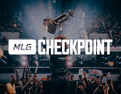 MLG Checkpoint // Branding and Broadcast package