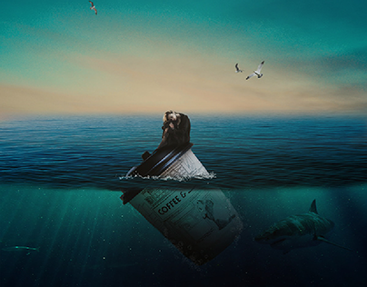 Coffee or not? / Photo Manipulation