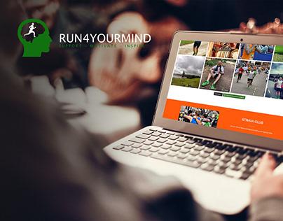 Run4YourMind Website