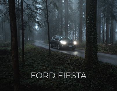 Ford Fiesta Commercial