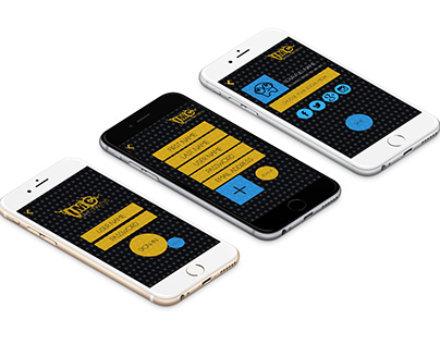 UX/UI Design (Use all the Social Media Sites)