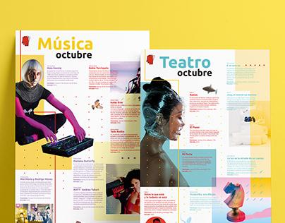 Cronogramas - Cultural San Martín
