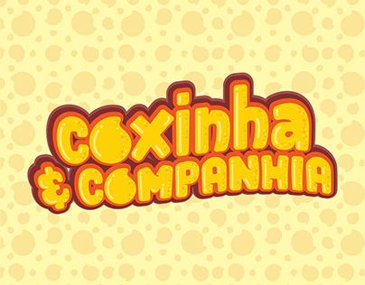Coxinha & Companhia - LOGOTIPO