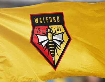 Watford Football Club Crest Redesign Competition Entry