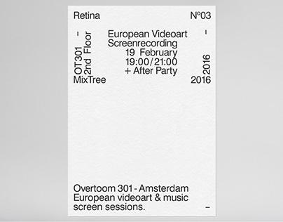 Retina Nº03 / Amsterdam