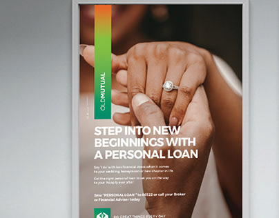 Old Mutual Namibia Personal Loan Campaign 2019