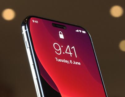 Redesign Iphone 12