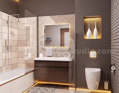 Bathroom Decor Style Interior Design for Home