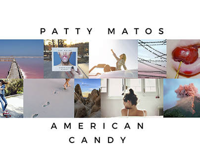 Accessories - Partial Rendering: American Candy