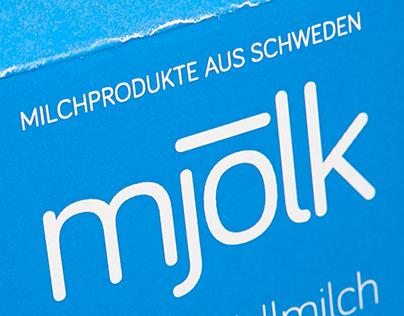 mjølk | Milchkartons