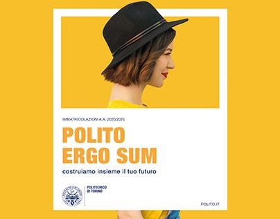Politecnico of Turin: 2020-21 enrollment campaign