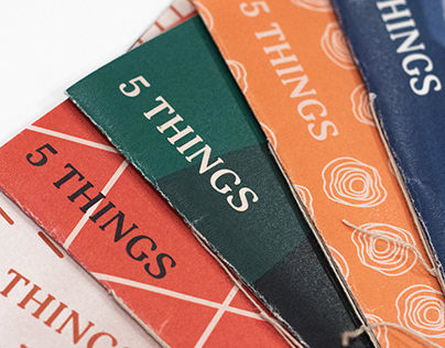 5 Things Book Set