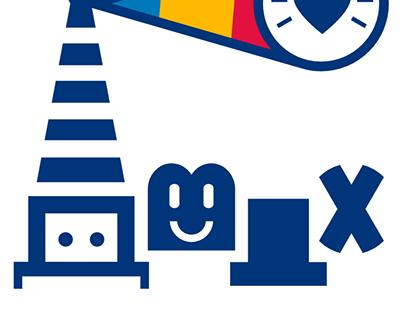 logo for children's creative studio