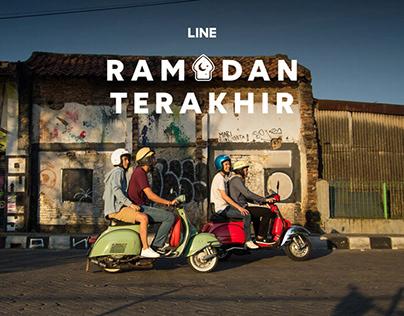 LINE: Ramadan Terakhir