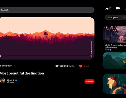 Video App Redesign