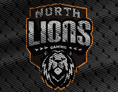 North Lions Gaming -Branding and Social Media