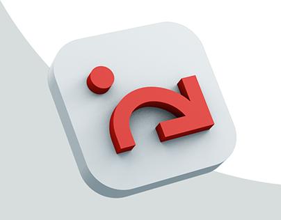 indimi app icon & logo