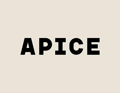 Apice – Font Family