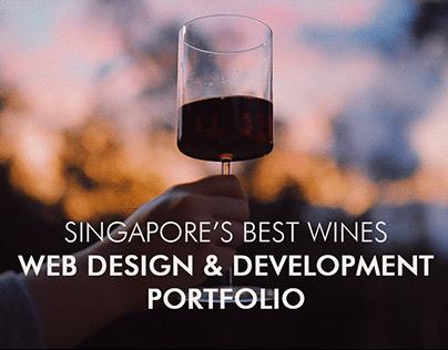 Website Design & Development - Portfolio