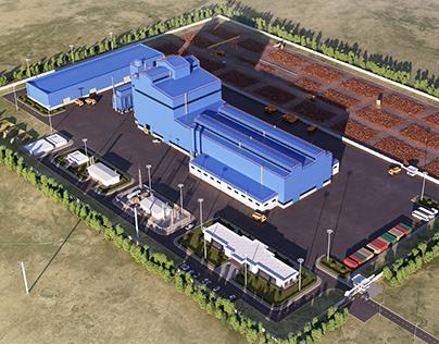 Metallurgical plant - 2017